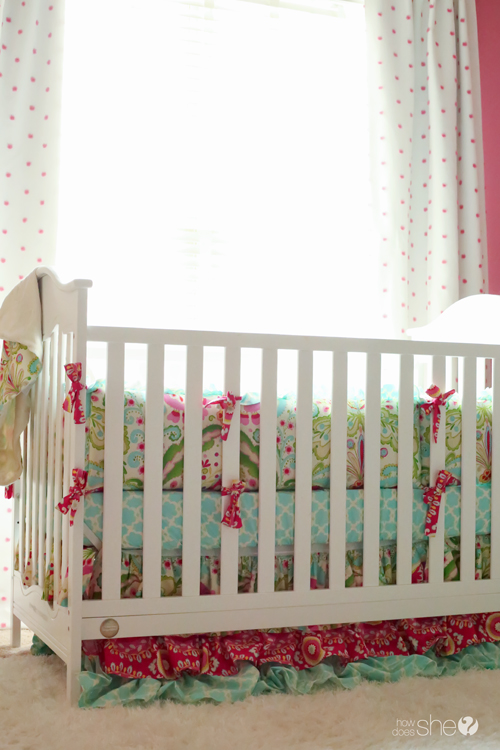 sweet nursery design