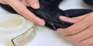 Fix a Stuck Zipper Step 3