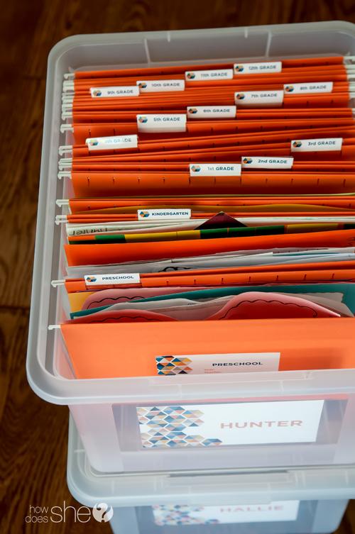 Free Printable Keepake box labels - in 2 styles! (5)