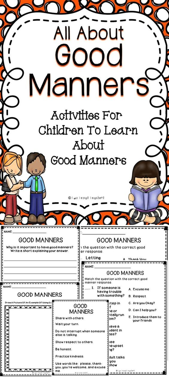 examples of bad manners in classroom