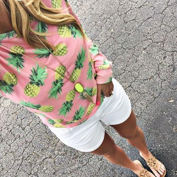 Pineapple ideas 18