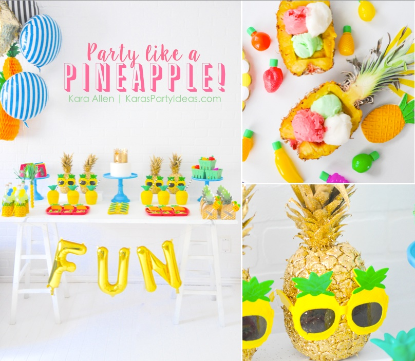 Pineapple ideas 24