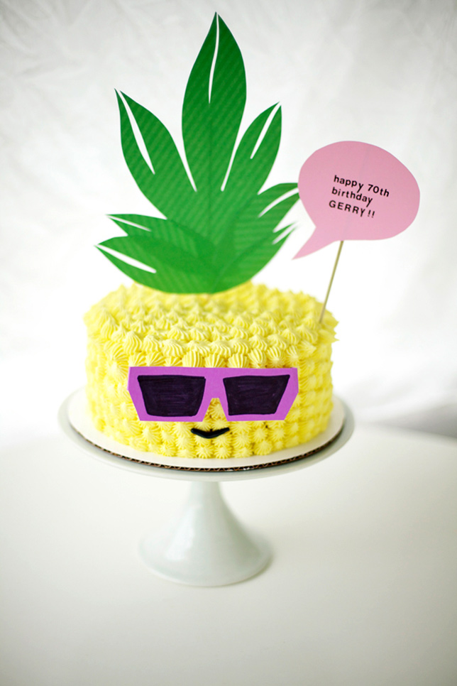 Pineapple ideas 8