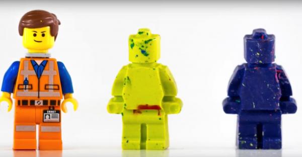 Super easy DIY Lego Ideas