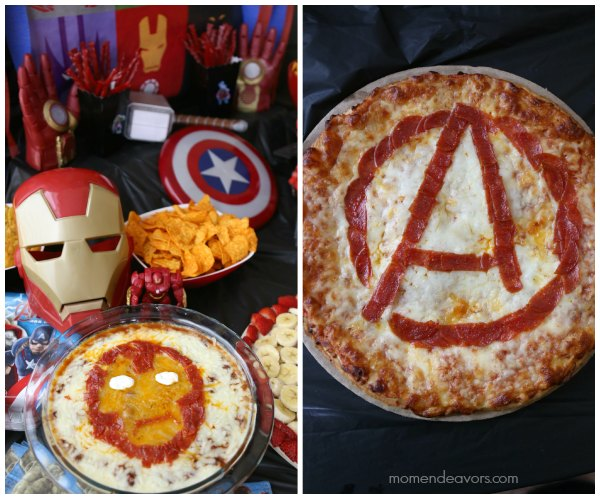Superhero party ideas 18