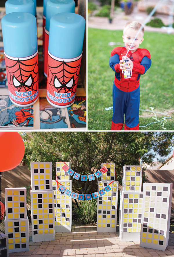 Superhero party ideas 24