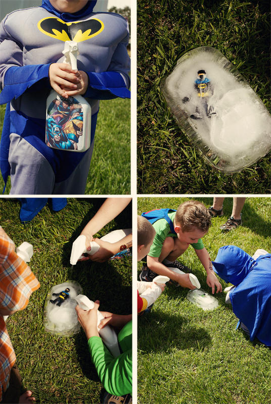 Superhero party ideas 7