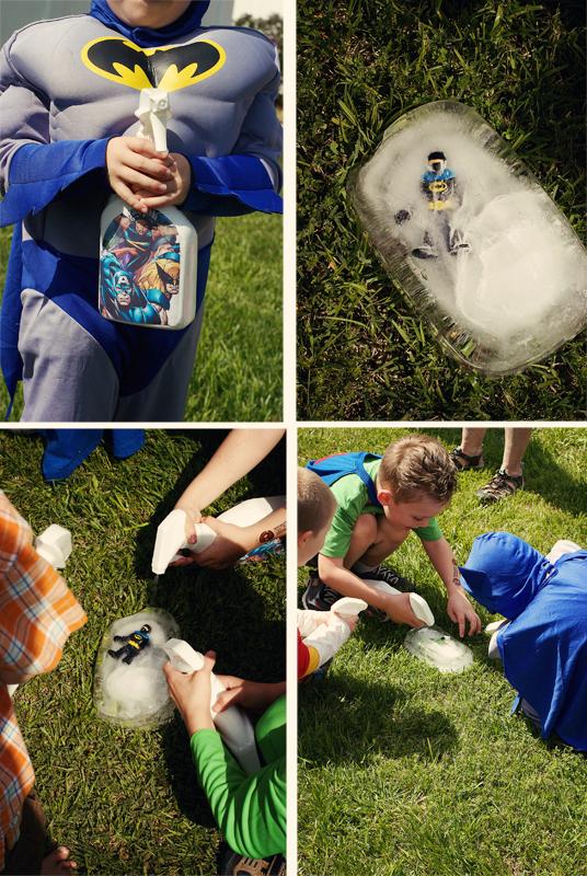 Superhero party ideas 7