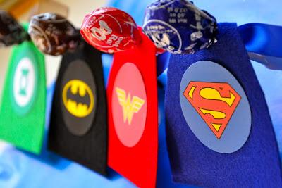 Superhero party ideas 9