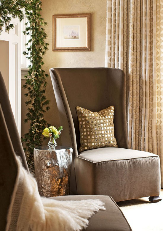 ... New Decorating Trend: 18 Great Tree Stump Decor Ideas | How Does She