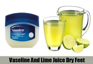 Vaseline-And-Lime-Juice1
