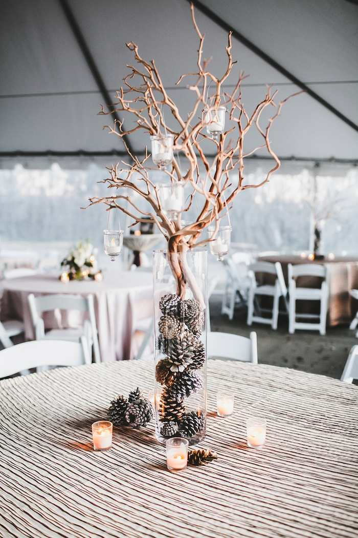 Wedding centerpiece 15