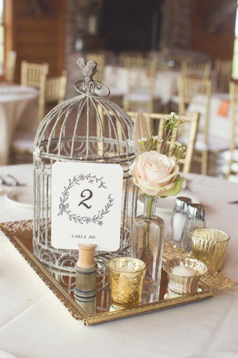 Wedding centerpiece 8