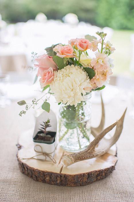Wedding centerpiece 9