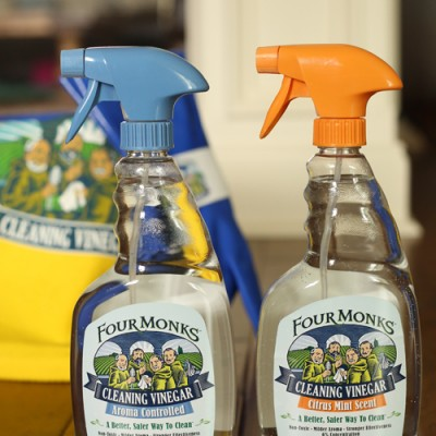Clean House with the Best-Smelling Cleaning Vinegar – Ever.