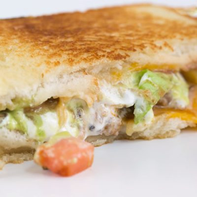 Grilled Taco Sandwich – Enjoy Taco Tuesday EVERYDAY
