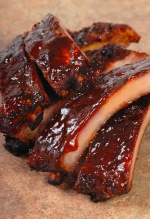 korean ribs photo