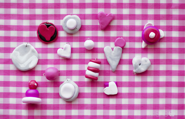 Make Adorable Pendant Necklaces- for your Galentine OR your Valentine!