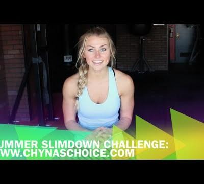 Summer Slim-down Challenge!