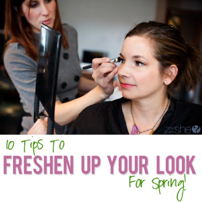 10 tips to Freshen up your look for Spring