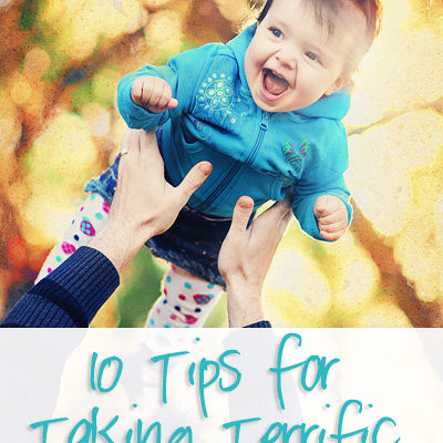 10 Tips for Taking Terrific Pictures of Kids