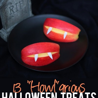 "13 ""Howl""arious Halloween Treats"