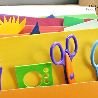 Imagination Station: Fun Craft Foam Projects for Kids