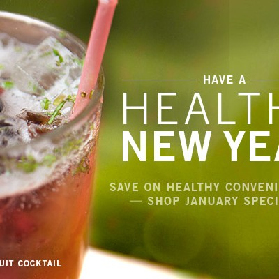 Have A Healthy New Year With Thrive