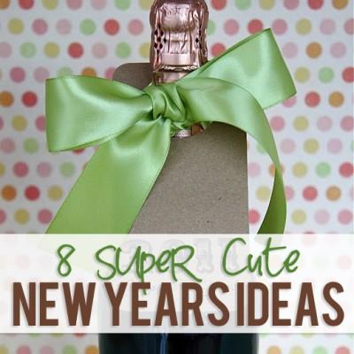 8 SUpeR Cute New YeaRs Ideas