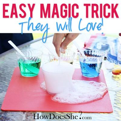 Great Magic Trick #2