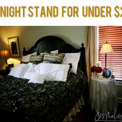 A night stand for under $20