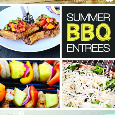 The Best Backyard BBQ Recipes: Entrees, Desserts, & More!