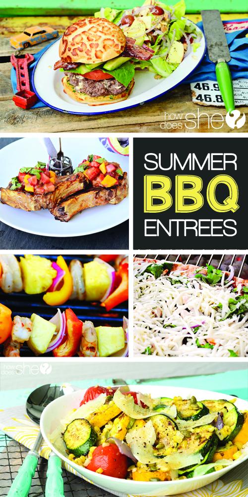 Backyard Bbq Recipes