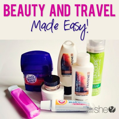 Beauty AND Travel…Made Easy!