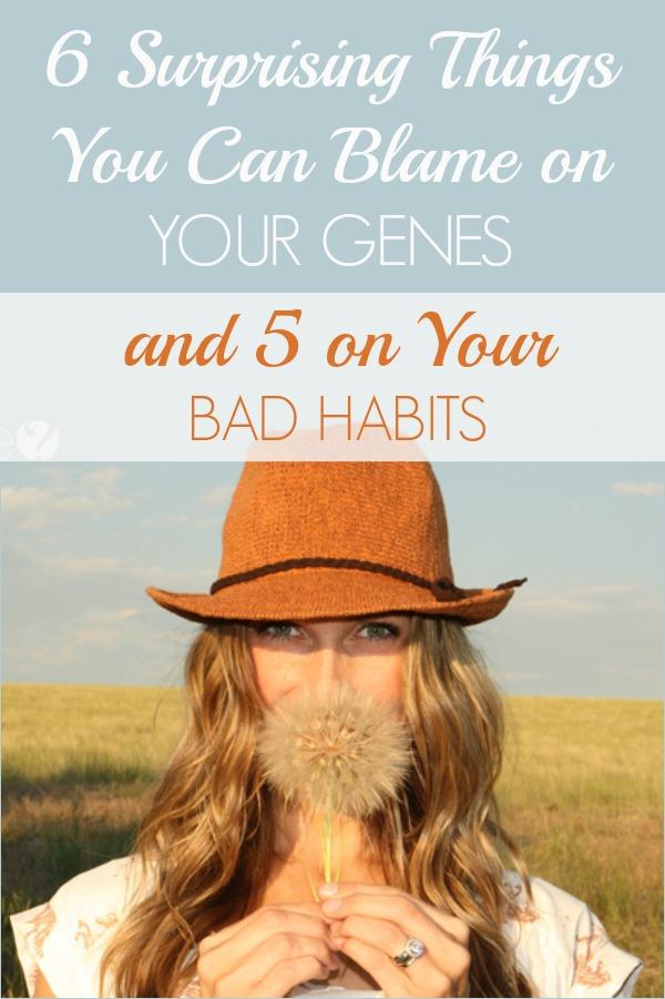 Blame on Genes