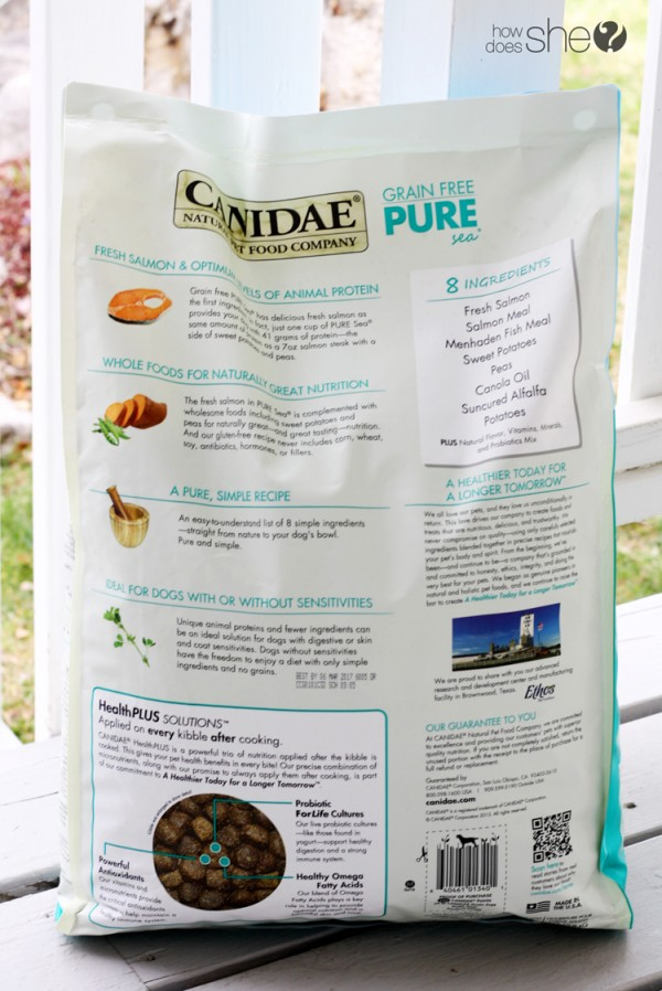 Canidae Dog food (3)