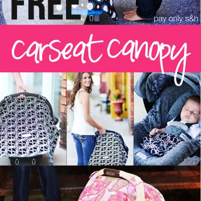 You do NOT want to miss this deal…FREE and adorable for baby!