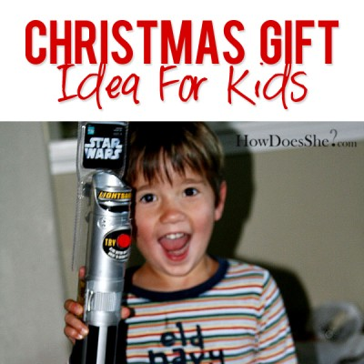 Christmas Gift Idea – Kids