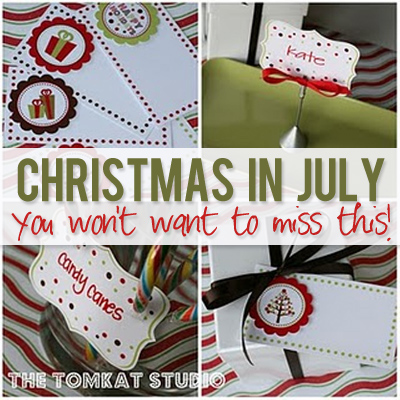 Christmas in July – You won't want to miss this!