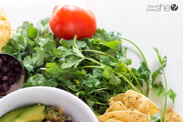 Clean Eating Quinoa Avocado Dip (6)
