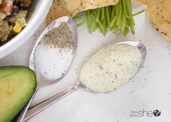Clean Eating Quinoa Avocado Dip (8)