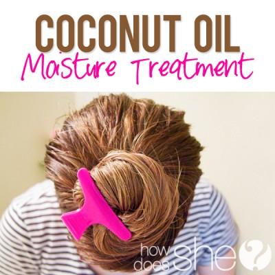 Coconut Oil for Hair Moisture Treatment: Hair Health and Growth