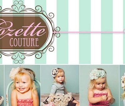 Giveaway with Cozette Couture