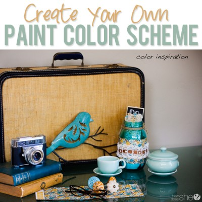 Color Scheme Reveal and $1,200 Giveaway