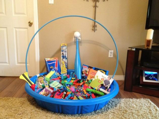 Creative Easter basket 7