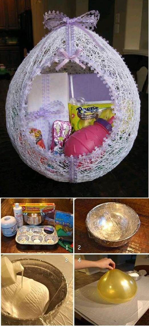 Creative Easter baskets 12