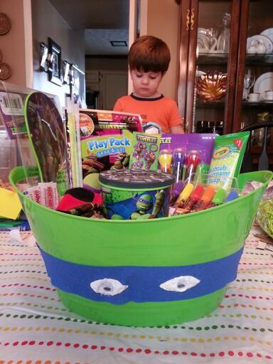 Creative Easter baskets 15