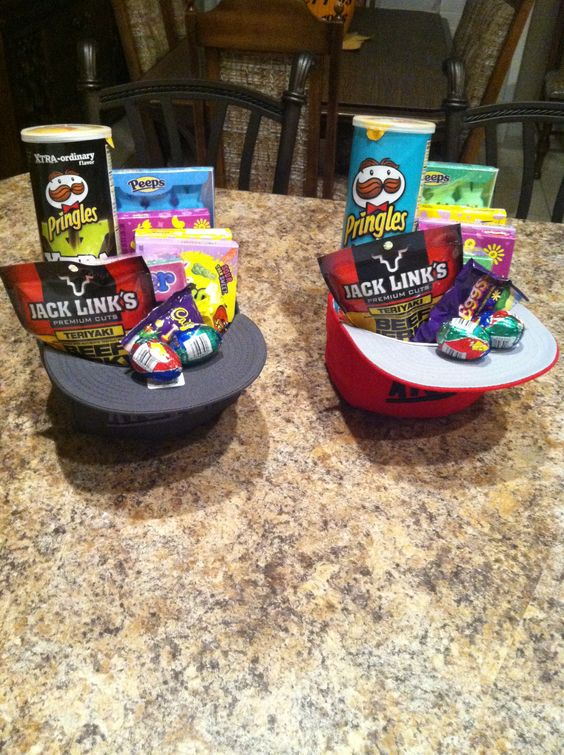 15 of the most creative easter baskets on the planet how does she. Black Bedroom Furniture Sets. Home Design Ideas