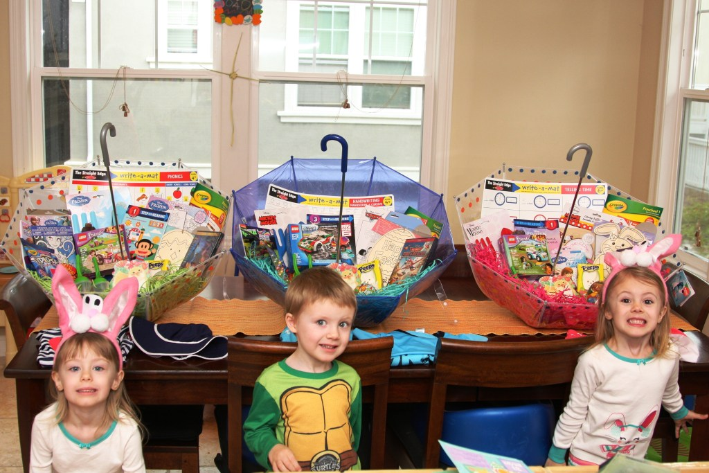 Creative Easter baskets 4