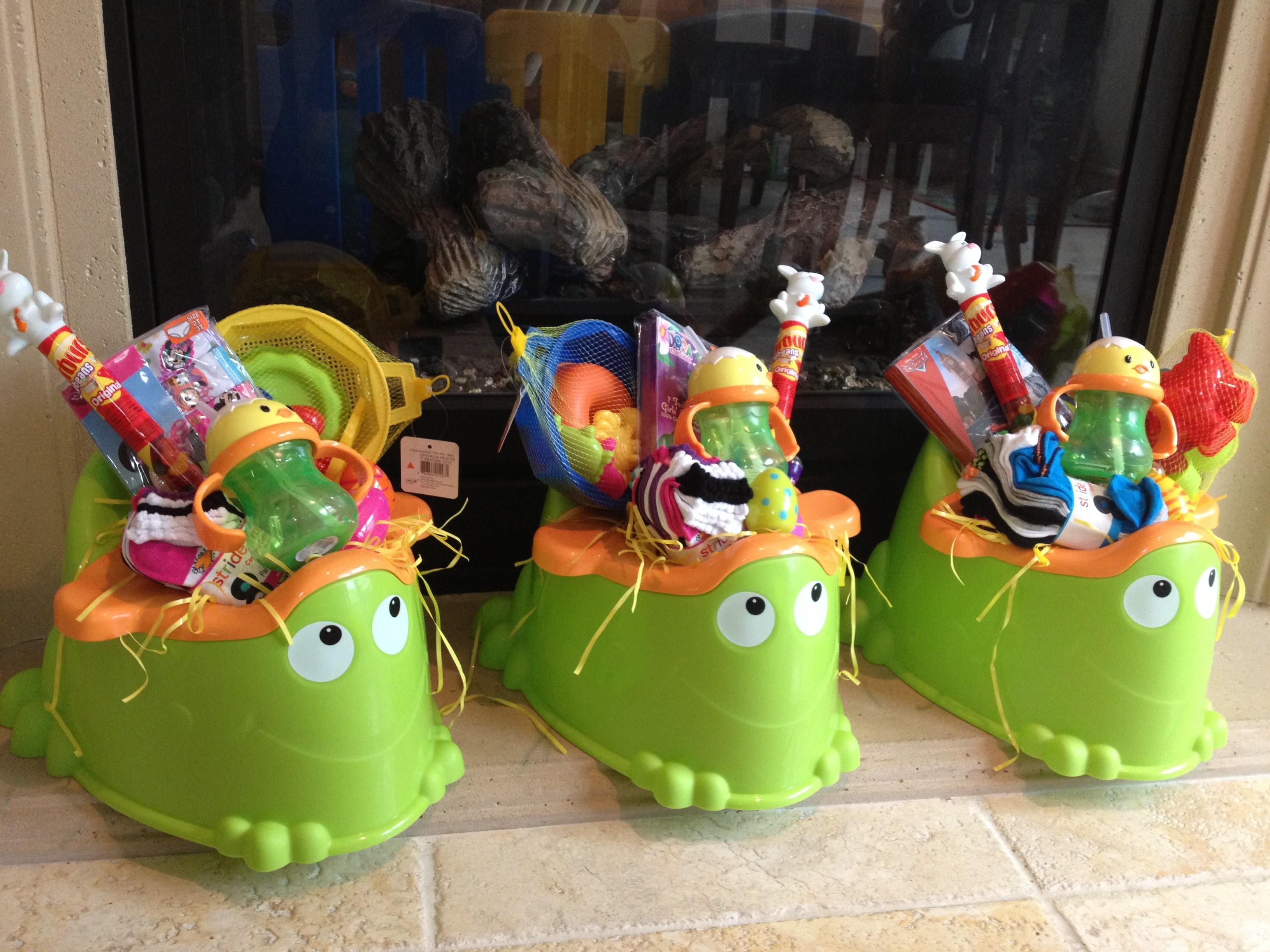 Creative Easter baskets 5